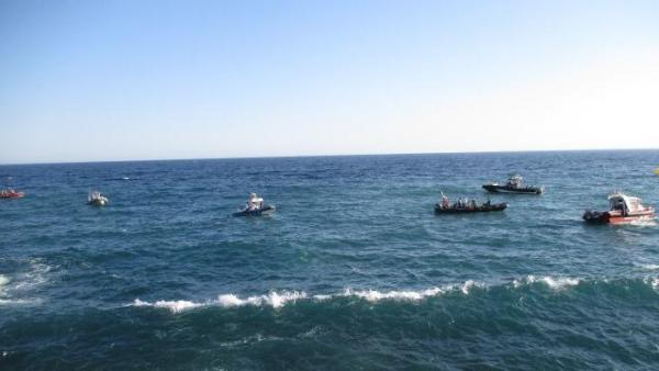 Búsqueda del joven de 18 años desaparecido en Tabarca