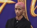 Jaden Smith durante el estreno de 'Aladdin'