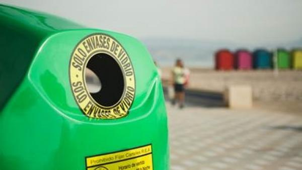 La recogida selectiva a través del contenedor verde en Asturias crece un 6% en los seis primeros meses del año