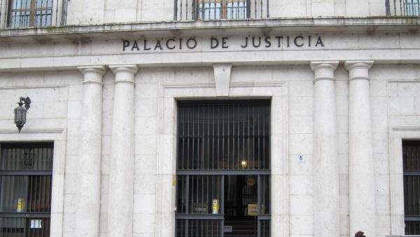 Audiencia Provincial de Valladolid.