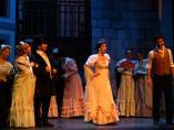 Una selección de las mejores zarzuelas se dan cita durante los meses de julio y agosto en el Teatro Reina Victoria de Madrid.