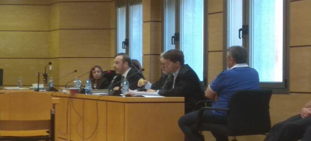 El acusado del crimen del director del banco de La Solana (Ciudad Real).