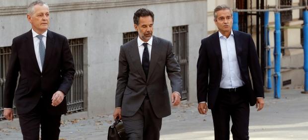 Ángel Cano y Ricardo Gómez