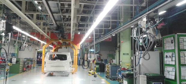 Fábrica de Mercedes Vitoria