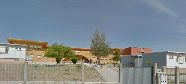 Imagen del CEIP San García