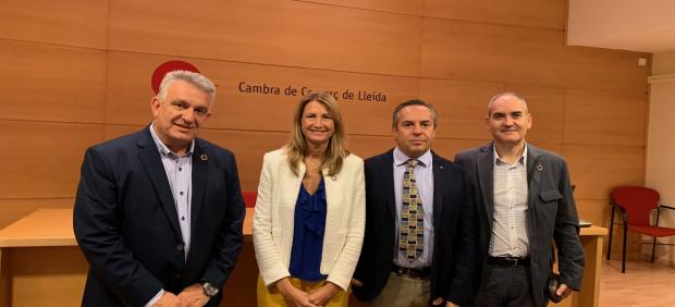 Jaume Saltó y Carme Poveda