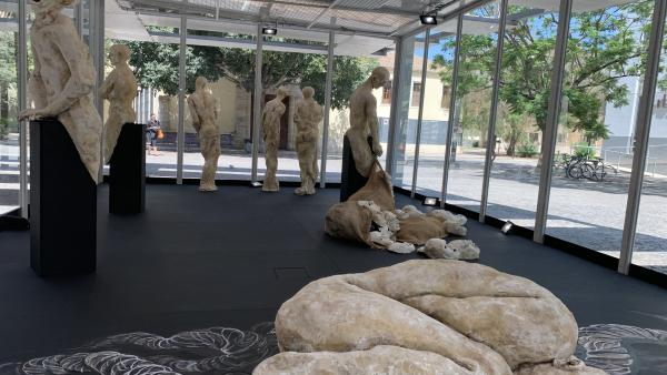Exposición 'Involució' en el MuVIM