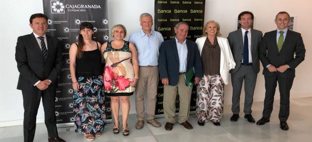 Firma de un convenio para voluntariado ambiental en Sierra Nevada