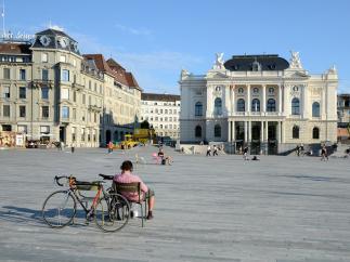 4. Zúrich (Suiza)