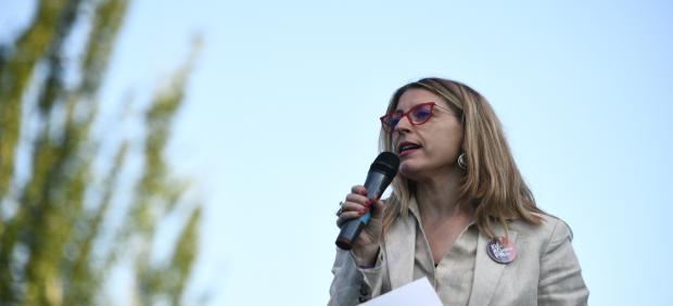 María Eugenia Rodríguez Palop en una foto de archivo