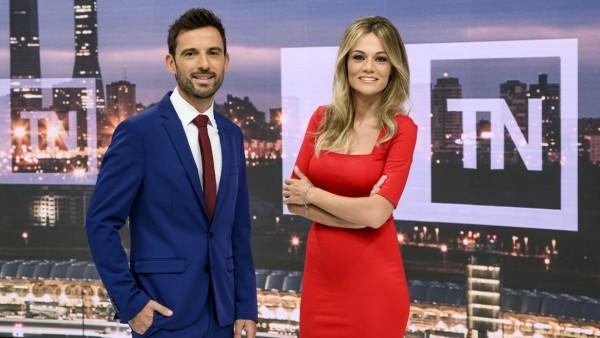 Próximos presentadores del Telenoticias 2 de Telemadrid