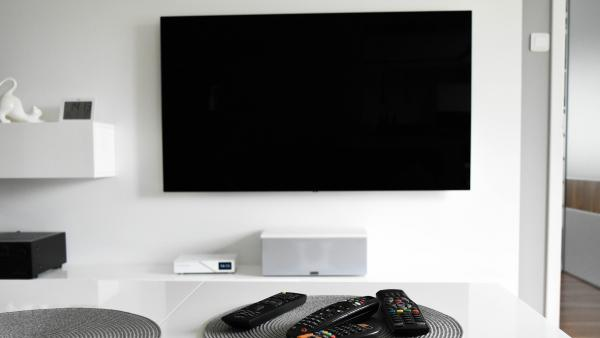 Televisión, Smart TV, salón