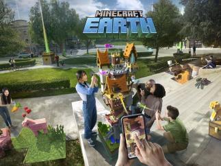 'Minecraft Earth'