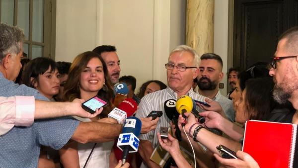Pacto de Gobierno en València