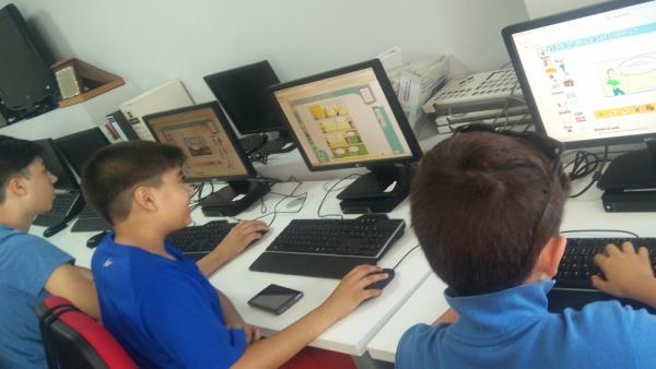Menores participantes en las actividades