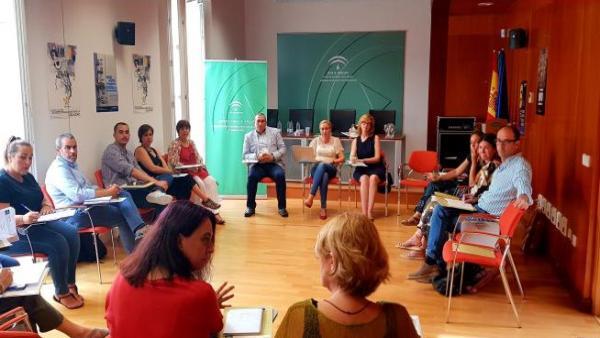 Mesa provincial de coordinación técnica en Violencia de Género de Cádiz