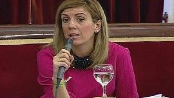Mara Rodríguez, concejal del PSOE en Cádiz