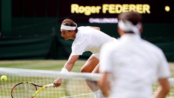 Rafa Nadal vs. Roger Federer
