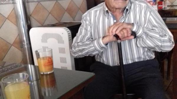 Anciano desaparecido en Carcabuey (Córdoba)