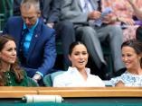Kate Middleton, Meghan Markle y Pippa Matthews
