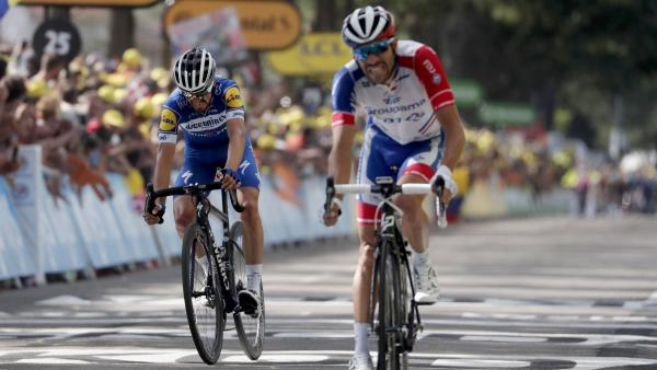 Alaphilippe y Pinot