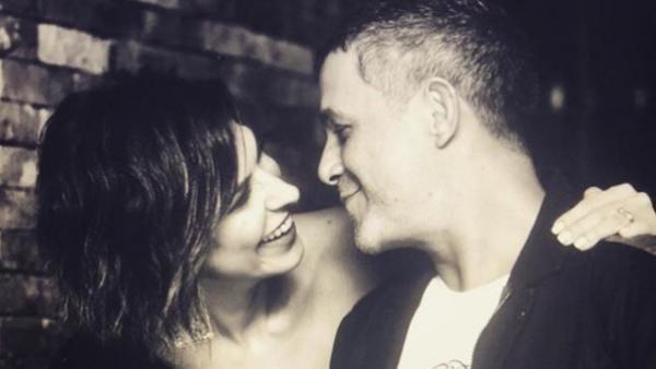 Alejandro Sanz y Raquel Perera insinúan que se separan
