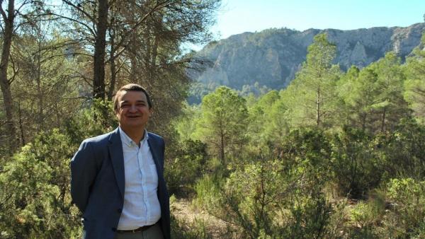 El consejero de Medio Ambiente y Desarrollo Rural de C-LM, Francisco Martínez Arroyo.