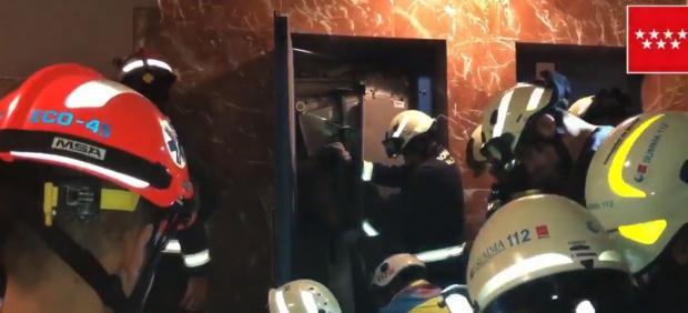 Atrapado en un ascensor