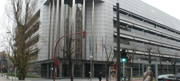 Palacio de Justicia de Vitoria-Gasteiz