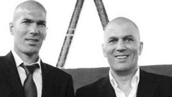 Los hermanos Zidane
