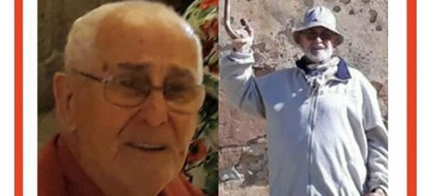 Bruno Serrano, el hombre de 86 años desaparecido en Jábaga, Cuenca.