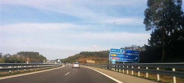 Autovía del Cantábrico, A-8.