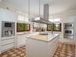 Cocina de una casa