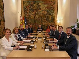 Nuevo Consejo de Gobierno de C-LM