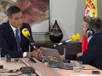 Sánchez acusó a Iglesias de romper negociaciones en una entrevista en la SER.