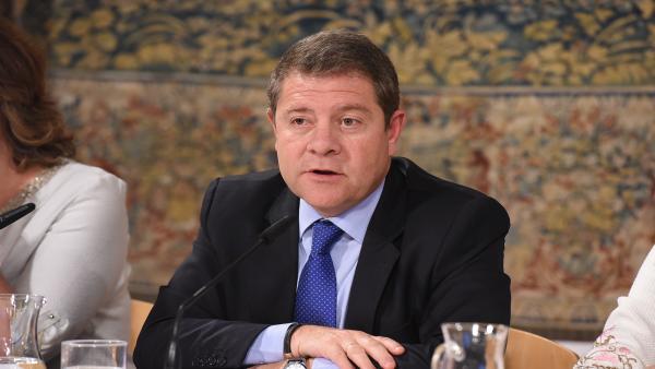 El presidente de Castilla-La Mancha, Emiliano García-Page, habla sobre Sánchez.