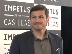 Casillas se retira temporalmente por sus problemas de salud