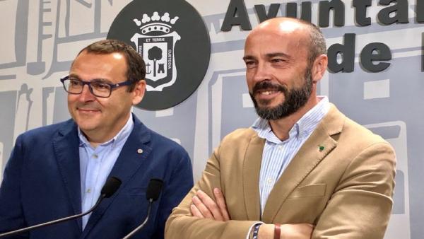 El portavoz de Mesa de la Ría en Huelva, Rafael Gavilán.