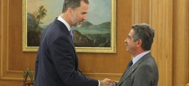 El rey inicia esta semana una ronda de reuniones con los presidentes autonómicos elegidos tras el ...