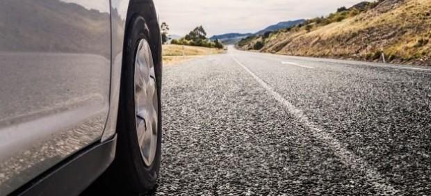 Imagen de viaje en coche