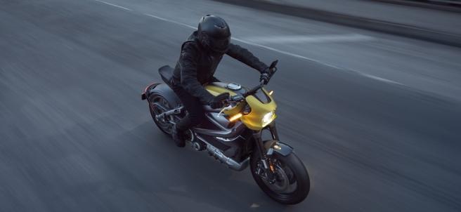 Así es la primera Harley-Davidson eléctrica