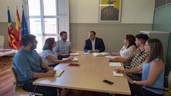 """Dalmau celebra que la seu de la seua Vicepresidència """"no coste diners a la Generalitat"""""""