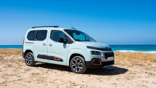 Citroën celebra sus 100 años con un vehículo polivalente por menos de 17.000 euros