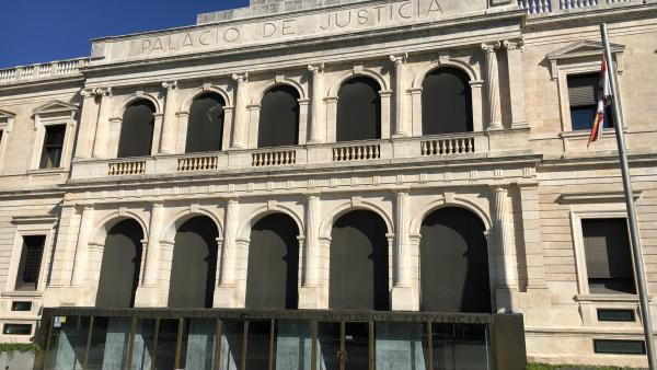 Sede del TSJCyL en Burgos