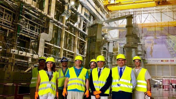 ITER y la US firman un convenio para potenciar la investigación en fusión nuclear