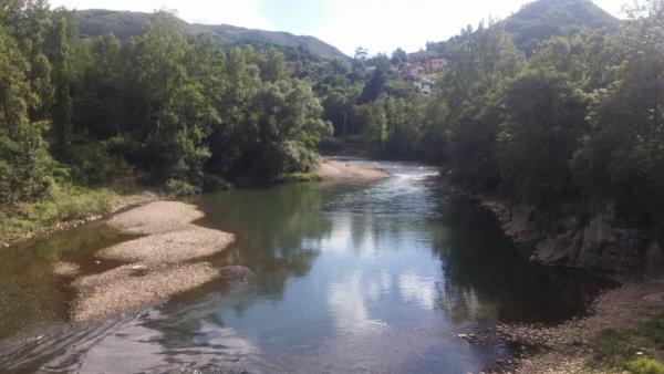 Río Nalón.