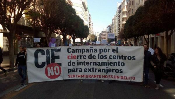 """CIEs No exigeix una investigació """"independent"""" per la mort de l'intern de Sapadors"""