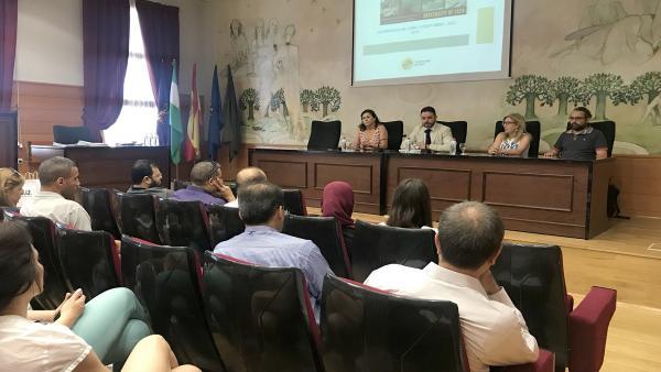 Bienvenida a los participantes en la Staff Week Erasmus+