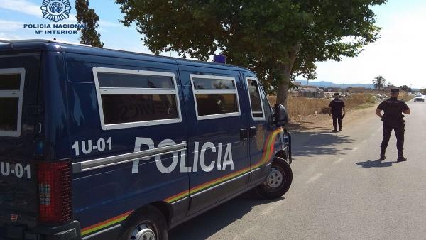 Imagen de recurso Policía Nacional.