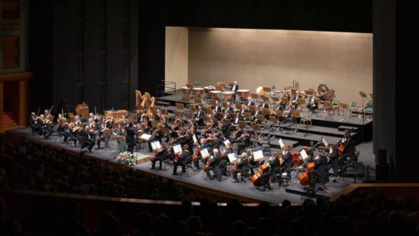 Concierto de la Orquesta Sinfónica de Sevilla.